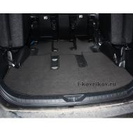 Ковер багажника Toyota Fortuner