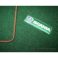Пример вышивки Scania
