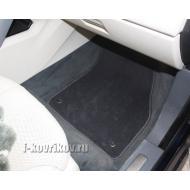Коврики в салоне Range Rover Evoque 3 двери