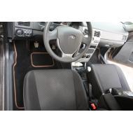 Коврик водительский Lada Priora
