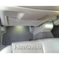Коврики в салоне Audi A4 B7