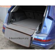 Ковер багажника Audi Q7