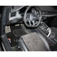 Коврики в салоне Audi Q7