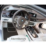 Коврики в салоне BMW 7 G13