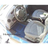 Коврики в авто Chevrolet Spark