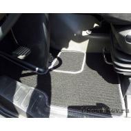 Коврики в грузовик DAF XF 105 (МКПП)