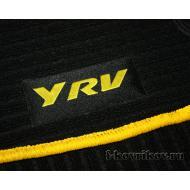 Пример вышивки Daihatsu YRV