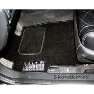 Водительский коврик в салоне Honda Accord 7