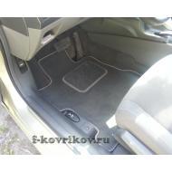 Коврики в салоне Honda Civic 4D