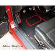 Коврики в салоне Hyundai Coupe 2