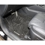 Коврики в салоне Hyundai SantaFe 4