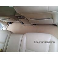 Автоковрики в салоне Lexus RX 300