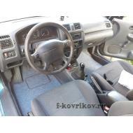 Коврики в салоне Mazda 323 CV BA (3d)