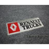 Пример вышивки Renault Trucks