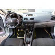 Автоковрики Renault Fluence